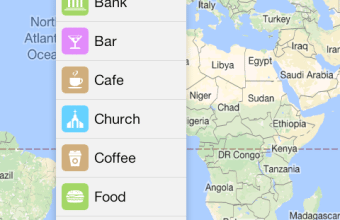 Place and Ways Android App