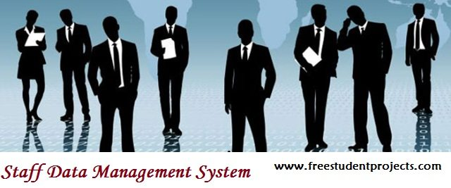 Staff Data Management System