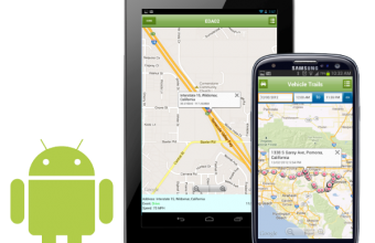 Android Vehicle Tracking application
